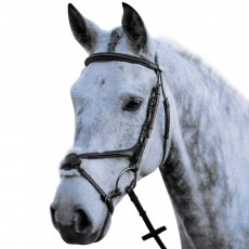 Mark Todd Performance Figure of 8 Bridle (Black)