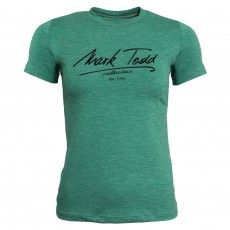 Mark Todd Women's Pauline T-Shirt (Green)