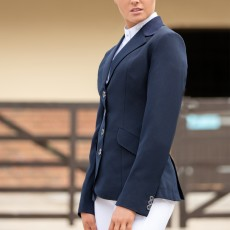Mark Todd Women's Elite Show Jacket (Navy)