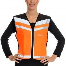 Equisafety Adults Air Waistcoat (Orange)