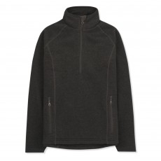 Musto Women's Polartec Windjammer Fleece Jacket (Liquorice)