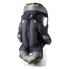 Hit-Air Inflatable Air Vest (Black)