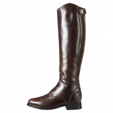 Ariat Women's Bromont Tall H2O Insulated Riding Boots (Waxed Chocolate)