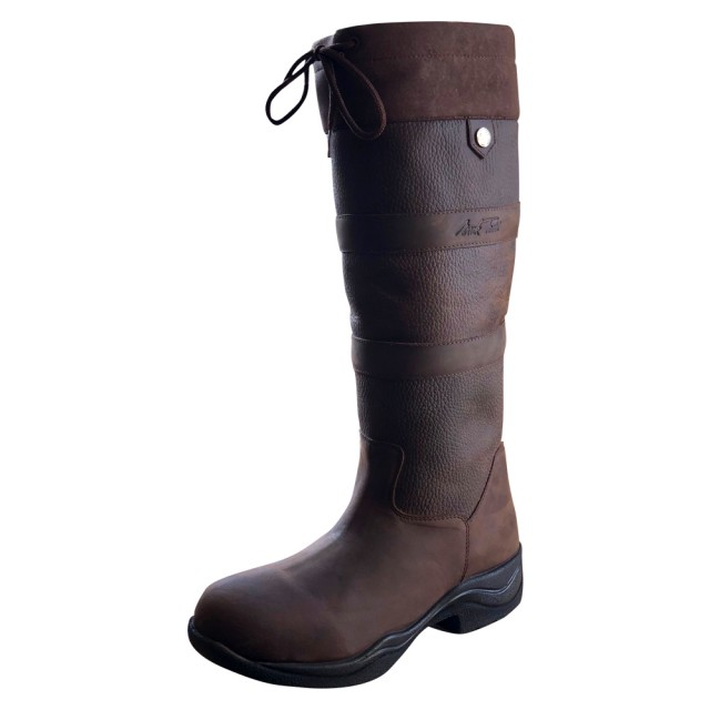 Mark Todd Adults Country Boot Mark Ii Brown Wychanger Barton