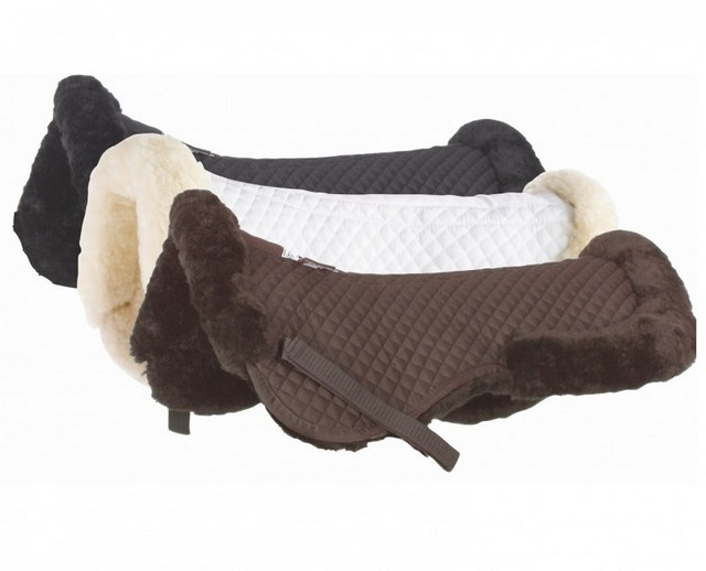 Roma Merino Sheepskin High Wither Half Pad