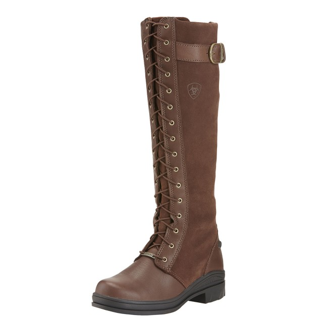 Ariat Women's Coniston H2O Boots (Chocolate)