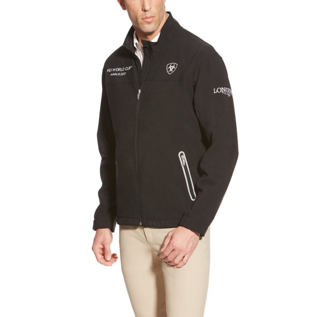Ariat Men's FEI World Cup Team Softshell Jacket