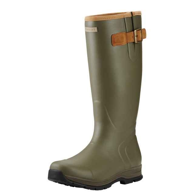 Ariat Men's Burford Insulated Wellington Boots