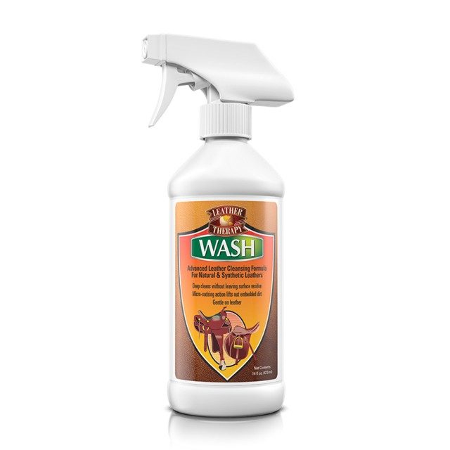 Absorbine Leather Therapy Wash-Optimize Cleaning