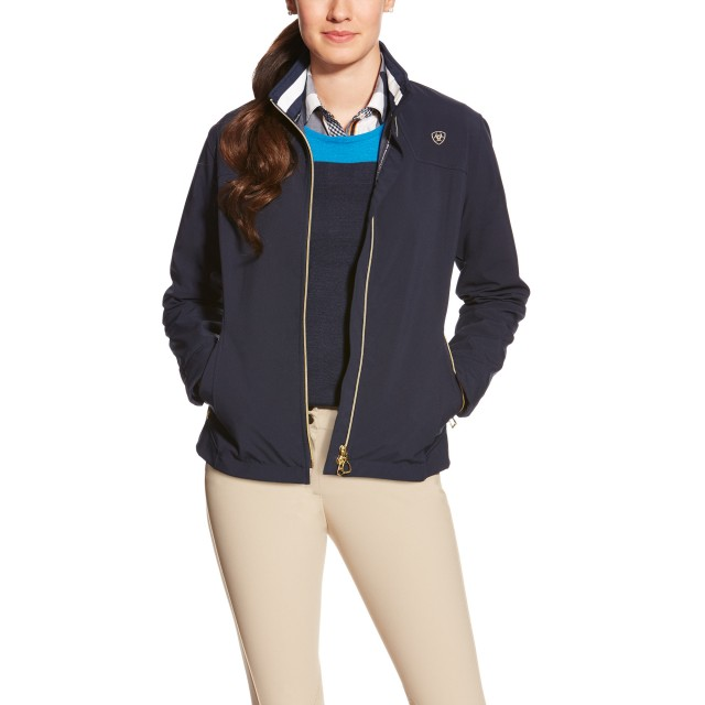 Ariat Women's Pennant Softshell Jacket (Navy)