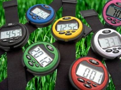 Event Watches & Number Bibs