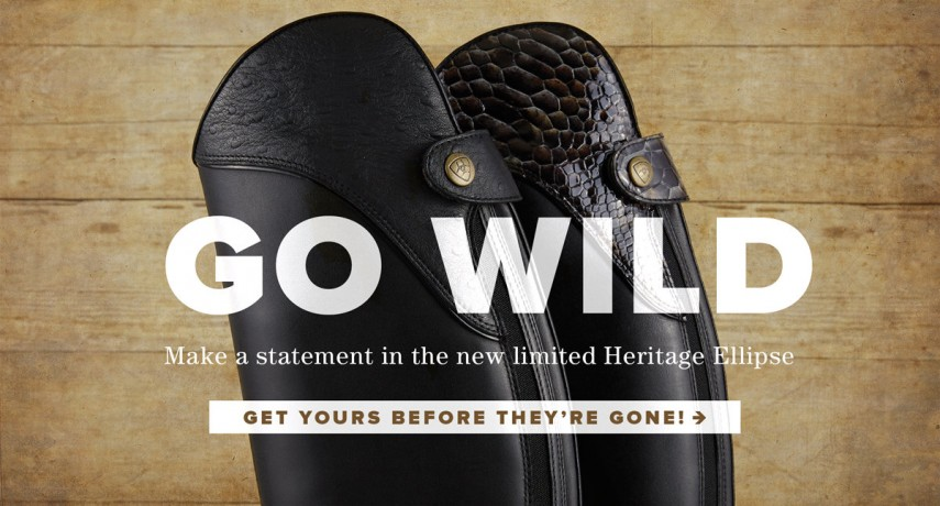 Ariat Heritage Tall Boot Collection