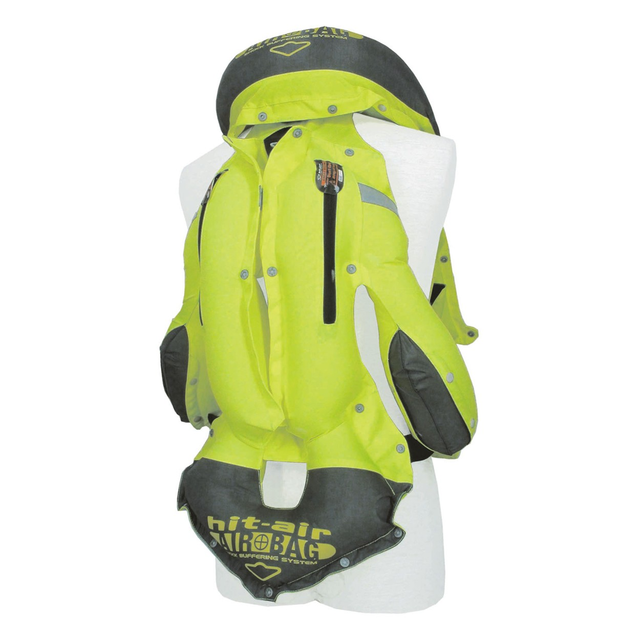 Hit Air Inflatable Air Vest Wychanger Barton