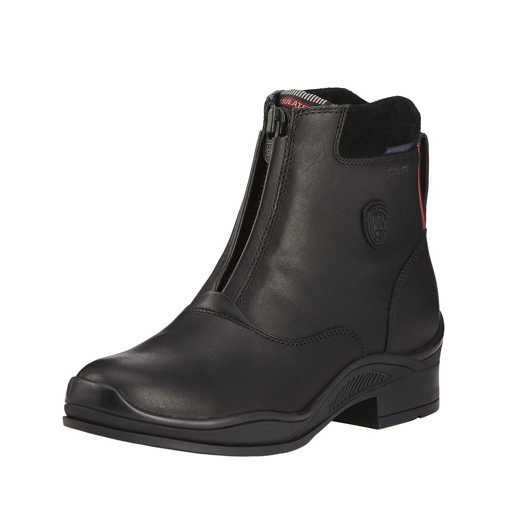 Ariat Women S Extreme H2o Insulated Zip Paddock Black