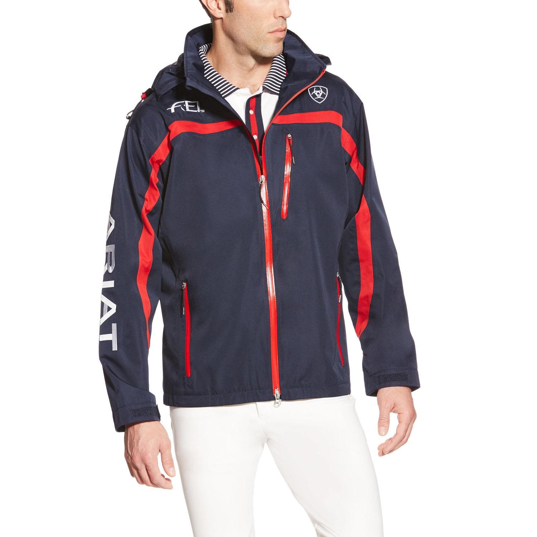Ariat Men S Fei Team Ii Waterproof Jacket Wychanger Barton