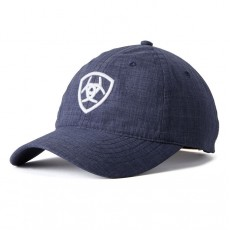 Ariat Unisex Arena Cap (Navy/White)