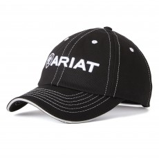 Ariat Unisex Team Cap II (Black/White)