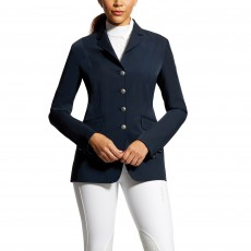 Ariat Women's Palladium Show Coat (Navy)