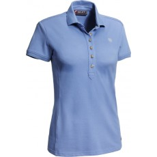 Ariat Women's Prix Polo 2.0 (Blue Heather)