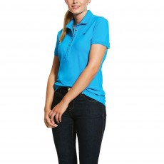 Ariat Women's Prix Polo 2.0 (Nautilus)