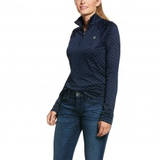 Ariat Women's Sunstopper 2.0 (Navy Dot)