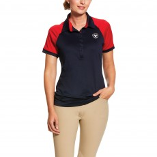 Ariat Women's 3.0 Polo (Team Navy)