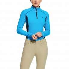 Ariat Women's Tri Factor Base Layer (Nautilus)