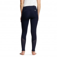 Ariat Youth EOS Knee Patch Tight (Navy)