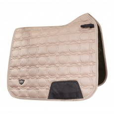 Woof Wear Vision Dressage Saddle Cloth (Champagne)