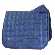 Woof Wear Vision Dressage Saddle Cloth (Navy)