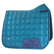 Woof Wear Vision Dressage Saddle Cloth (Ocean)