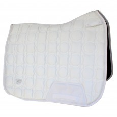 Woof Wear Vision Dressage Saddle Cloth (White)