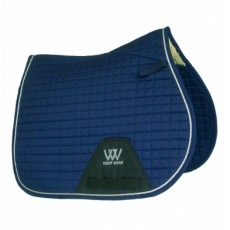 Woof Wear GP Saddle Cloth Colour Fusion (Navy)