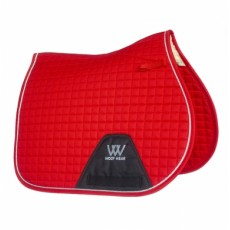Woof Wear GP Saddle Cloth Colour Fusion (Royal Red)