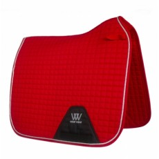Woof Wear Dressage Saddle Cloth Colour Fusion (Royal Red)