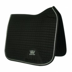 Woof Wear Dressage Saddle Cloth (Black)