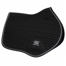 Woof Wear Close Contact Saddle Cloth (Black)