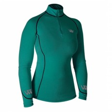 Woof Wear Ladies Performance Riding Shirt (Ocean)