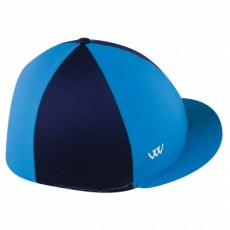 Woof Wear Hat Cover (Turquoise/Navy)