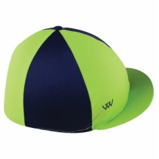 Woof Wear Hat Cover (Lime/Navy)