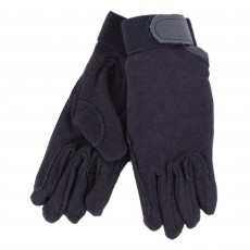 Saddlecraft Adults Gripfast Gloves (Navy)