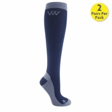 Woof Wear Competition Socks (Navy)