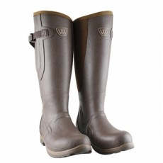 Woof Wear Riding Welly (Chocolate)