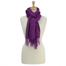 Hundleby Scarf (Purple)