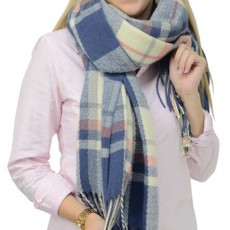 Supersoft Tartan Scarf