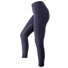 Saddlecraft Ladies Jiggy Pull Ons (Navy)