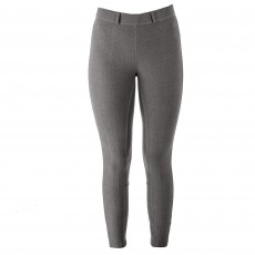 Saddlecraft Ladies Jiggy Pull Ons (Charcoal)