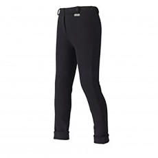 Harry Hall Childs Chester GVP Tex Jodhpurs (Black)