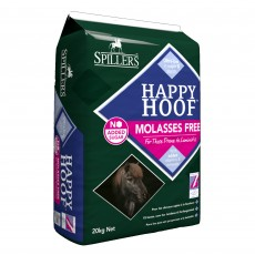 Spillers Happy Hoof Molasses Free (20kg)