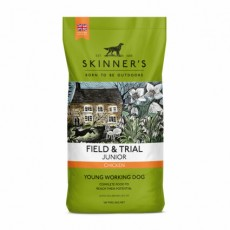 Skinner's Field & Trial Junior (Chicken and Rice) 15kg